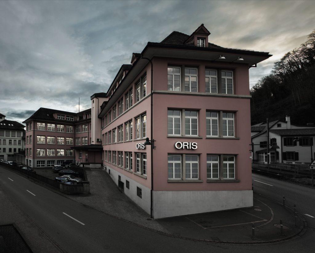 Oris Switzerland