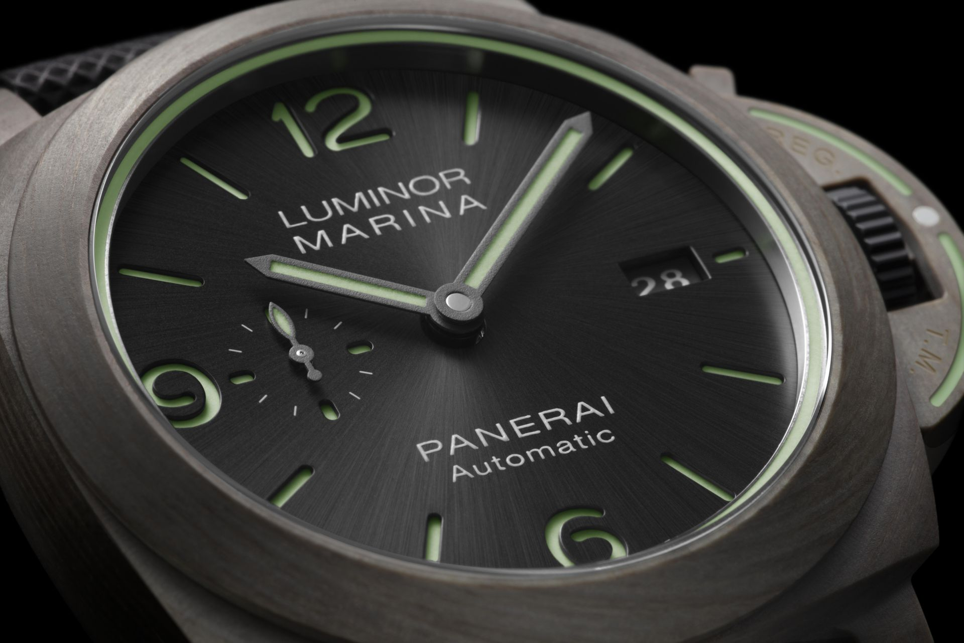 Panerai Luminor Marina Fibratech™ – 44 mm (PAM01119) Limited Edition