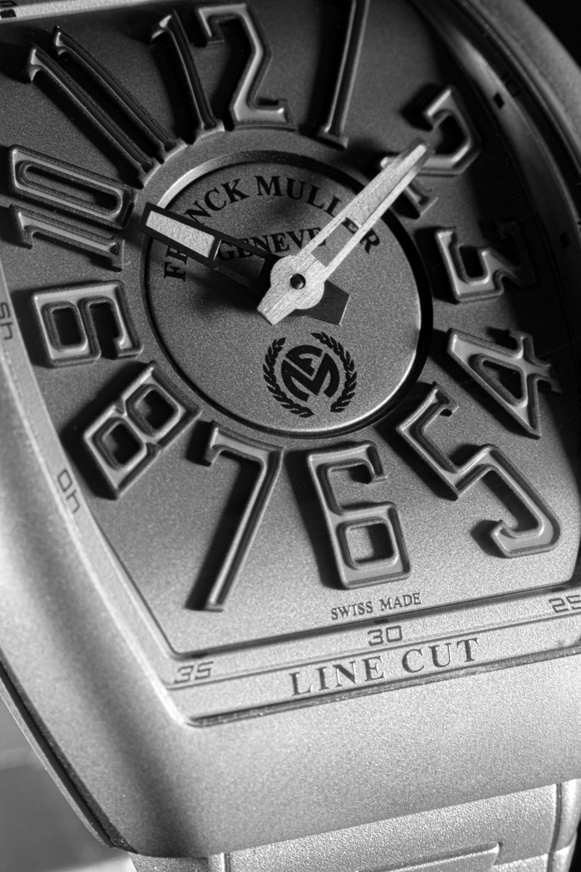 Franck Muller Vanguard™ Line Cut